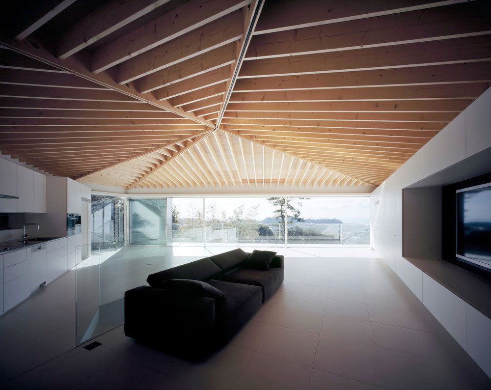 Le 49 japanese architecture for Modern house 49