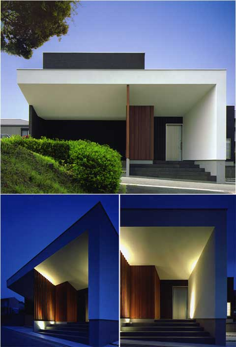 Japanese T-house: Let There Be Light | Luxurious Homes