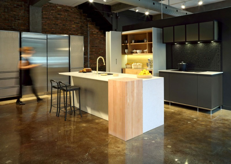 Steam Kitchen Kitchen Design