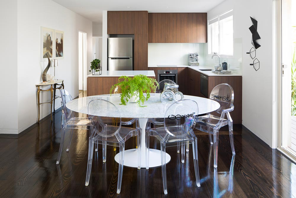 modern kitchen dining swg - Villa Unit Reinvigorated