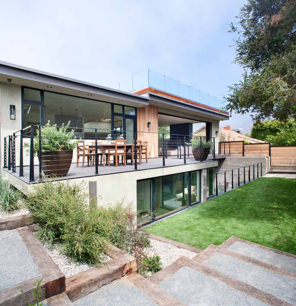 modern la home design back mo 1000x1035 - Bellino Residence