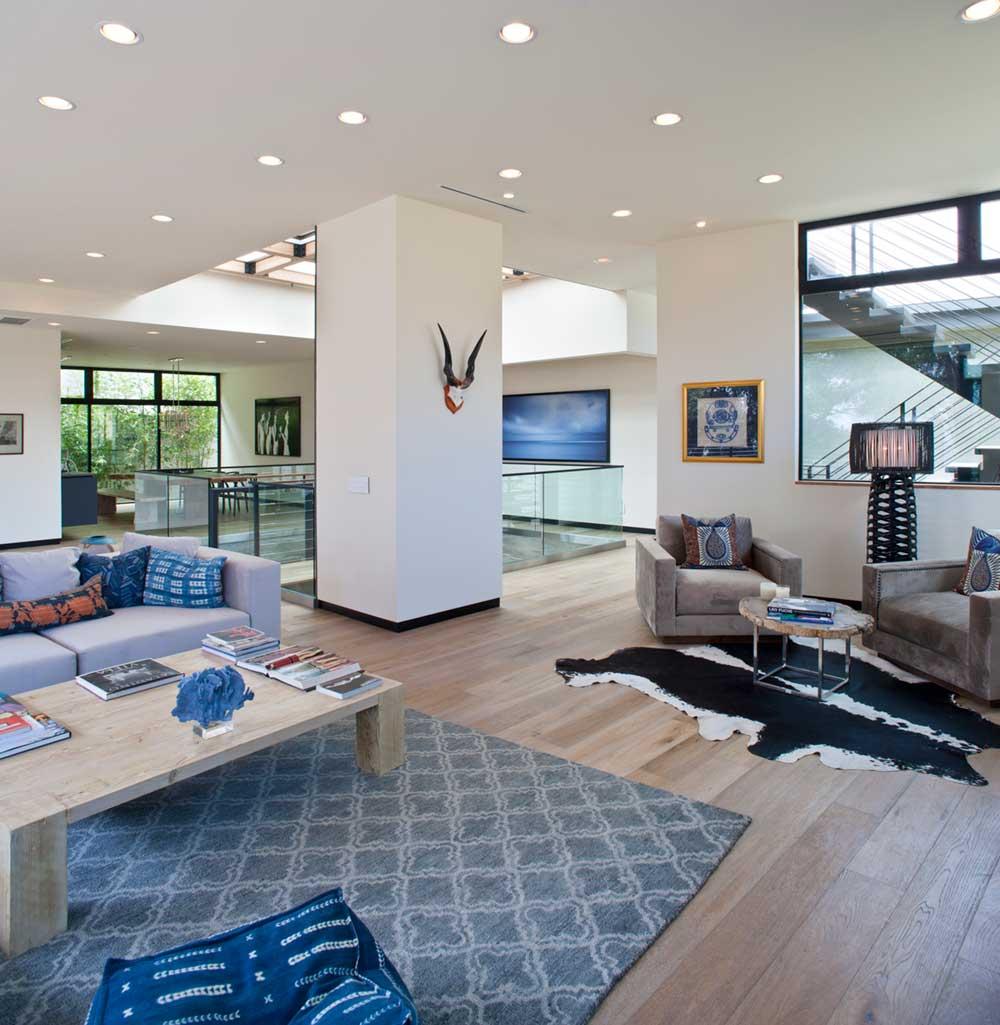modern la home design living mo - Bellino Residence