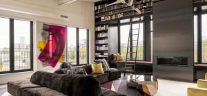modern loft design le1 300x140 - Custom Industrial Chic