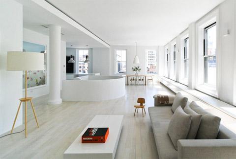 City Modern Manhattan Home Tour - Beautiful Interiors
