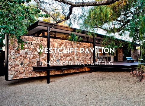Westcliff Pavilion Modern Metal Modern Architecture