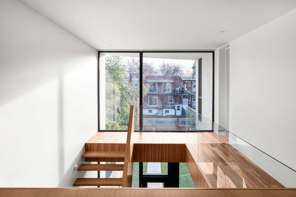 Modern mezzanine design