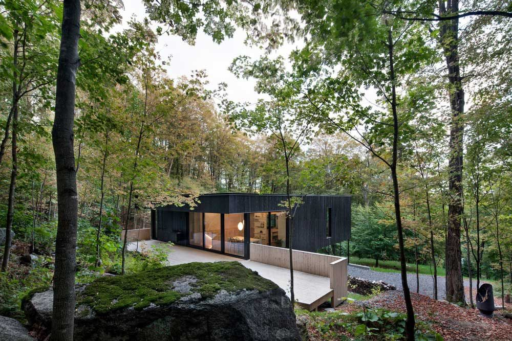 modern mountain home ag 1000x667 - The Rock