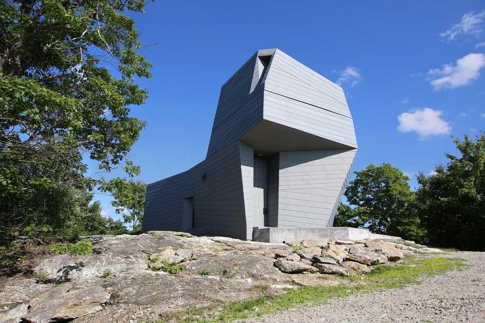 modern observatory design awa2 - Gemma Observatory