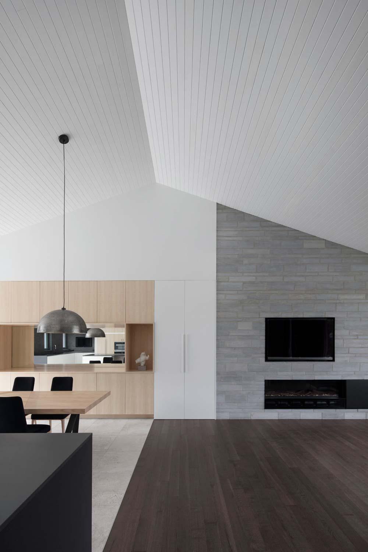 modern open space design - Prairie House