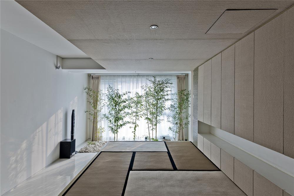 modern oriental interiors as2 - Haitang Villa
