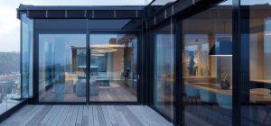 modern penthouse apartment deck 300x140 - Penthouse F6.1