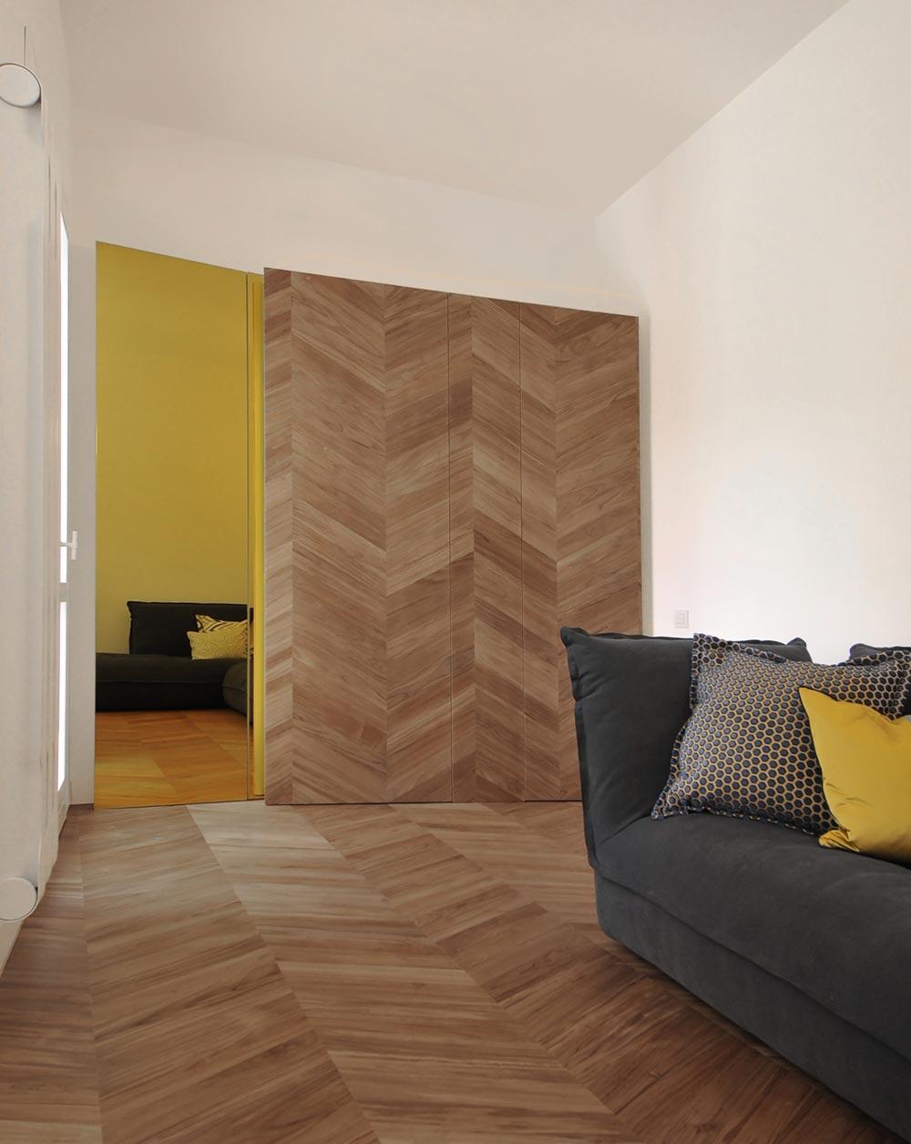 modern penthouse living room tsa - CDR Penthouse