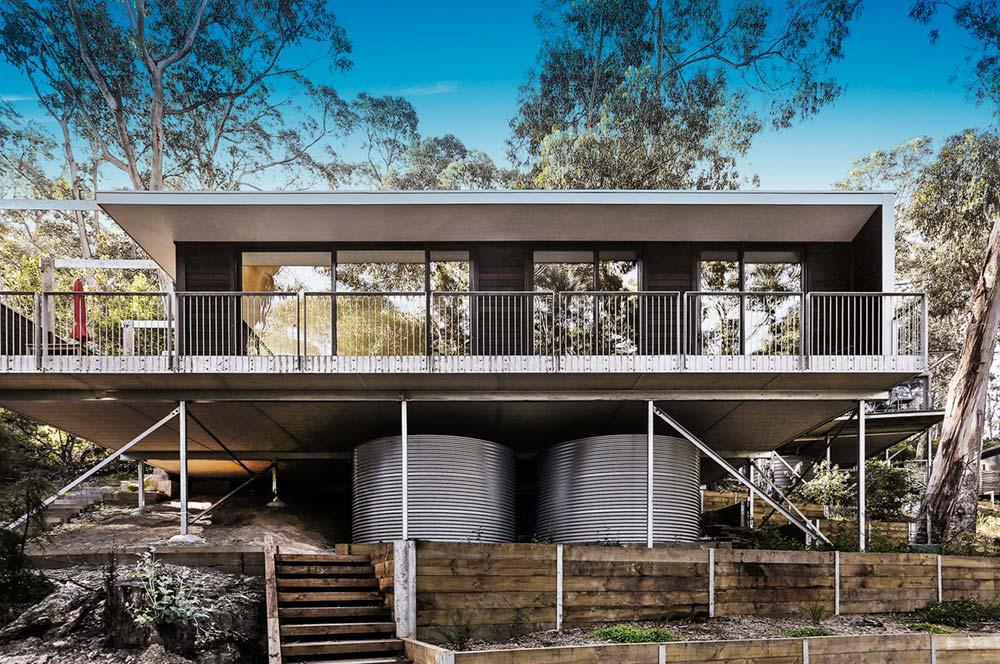 Stunning Prefabricated Home Prefect For Australia