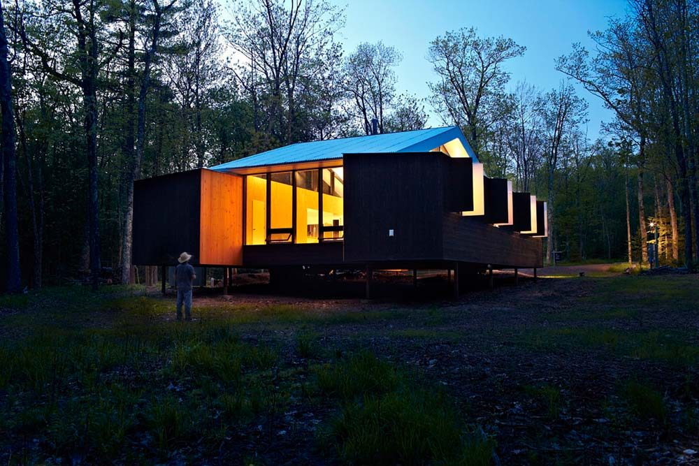 modern prefb cabin 1000x667 - The Week'nder