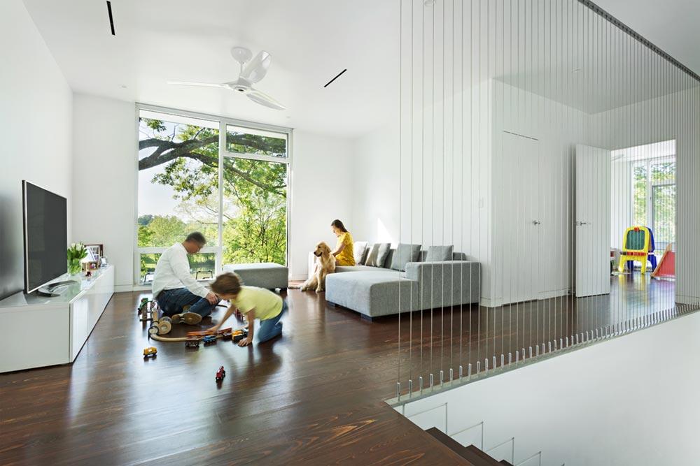 modern river family home design cb - Boetger Home
