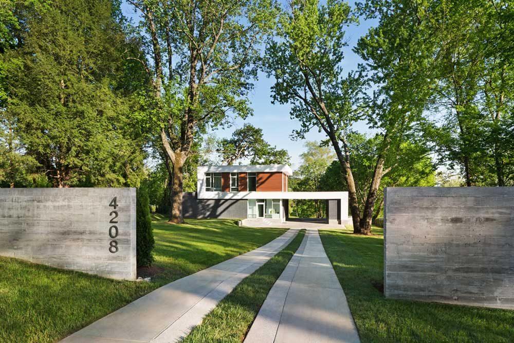 modern river home design cb 1000x667 - Boetger Home