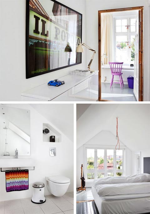 modern scandinavian style 6 - A Marriage of Styles in a Norwegian Home