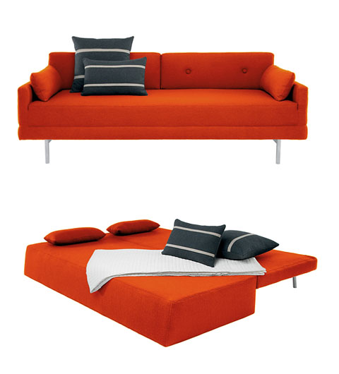 Modern Sleeper Sofa: One Night Stand