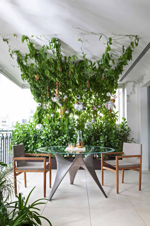 modern terrace ca - AQH Apartment