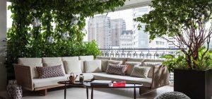 modern terrace lounge ca 300x140 - AQH Apartment