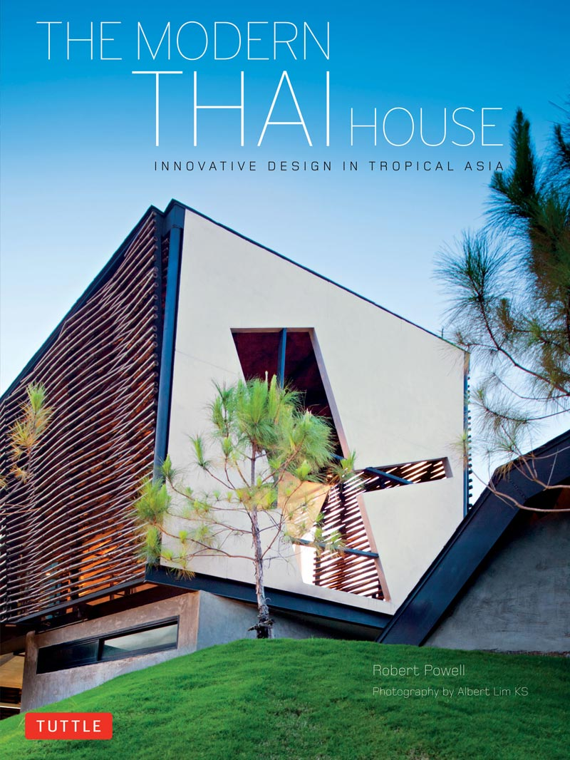 The modern thai house modern architecture for Thai modern house style