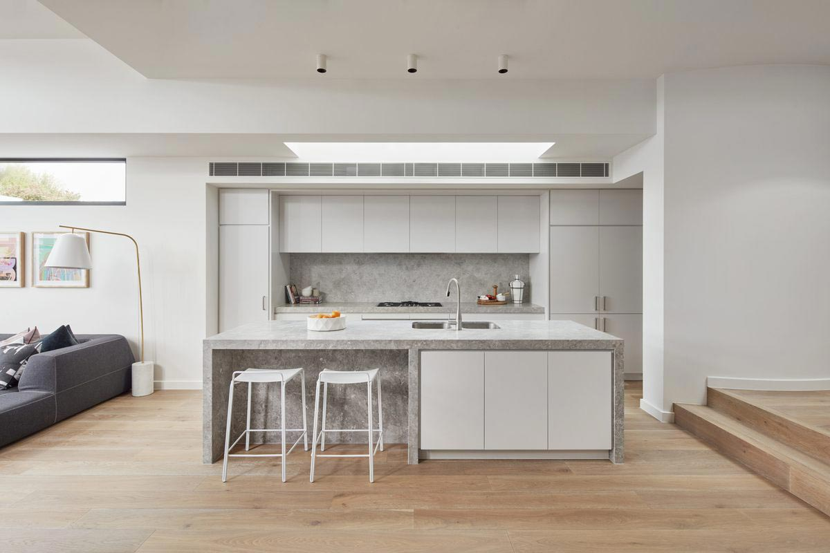 modern townhouse kitchen design 1 - Cressy Townhouses