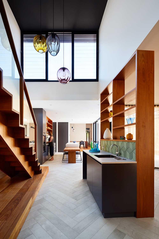 modern victorian house hallway ba - Grasmere