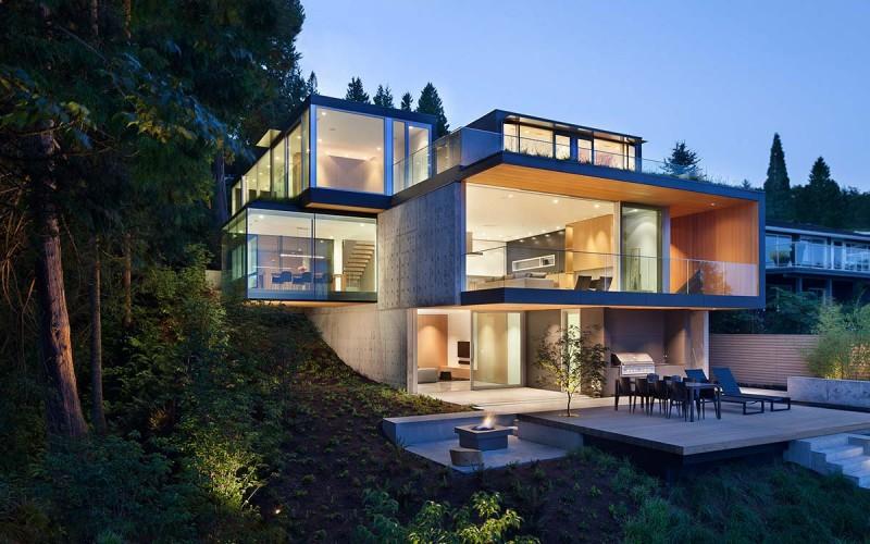 modern villa vancouver splyce 800x500 - The Russet Residence