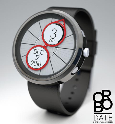 Orbo Watch Telling Time Differently Watches