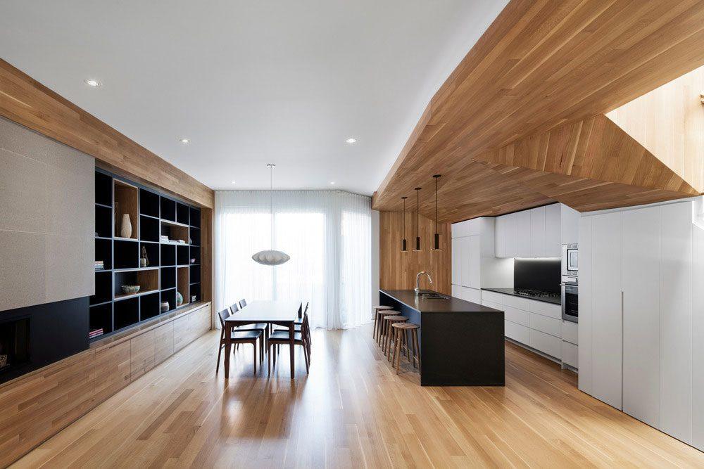 "modern wood interiors mxma 1000x667 - ""La Casa"" of Paul & Sigi"