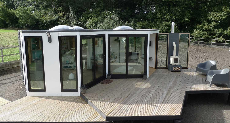Hivehaus Prefab Homes
