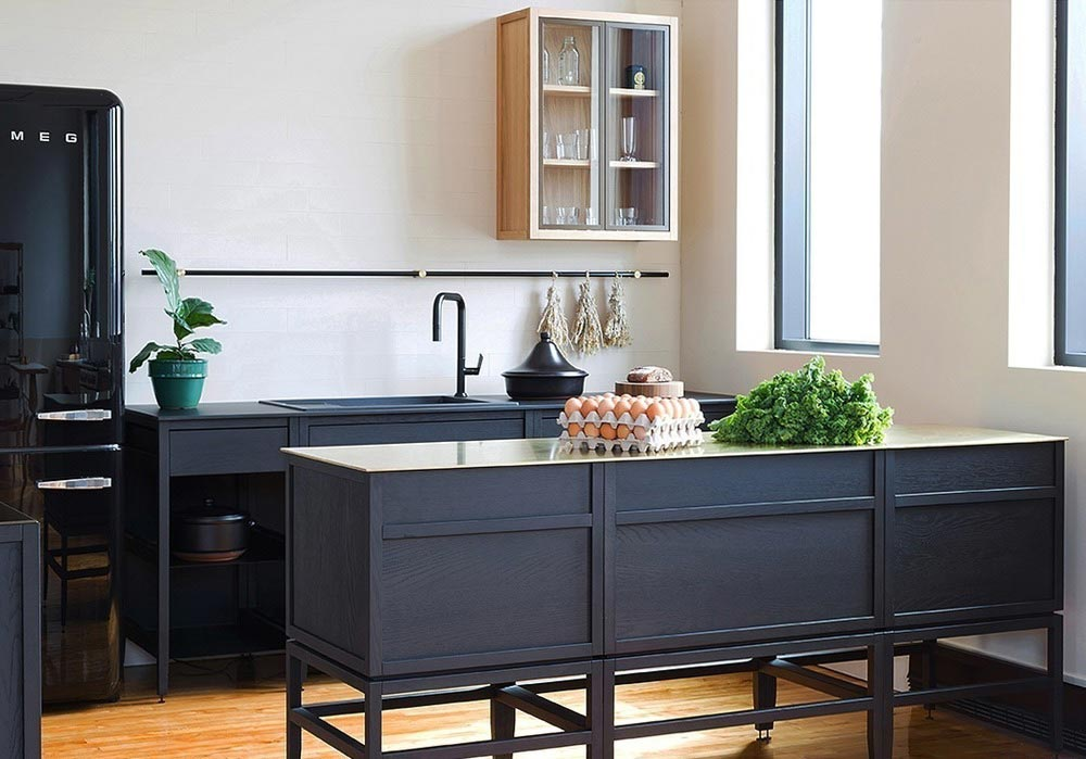 modular kitchen design cabinet - Coquo Modular Kitchen