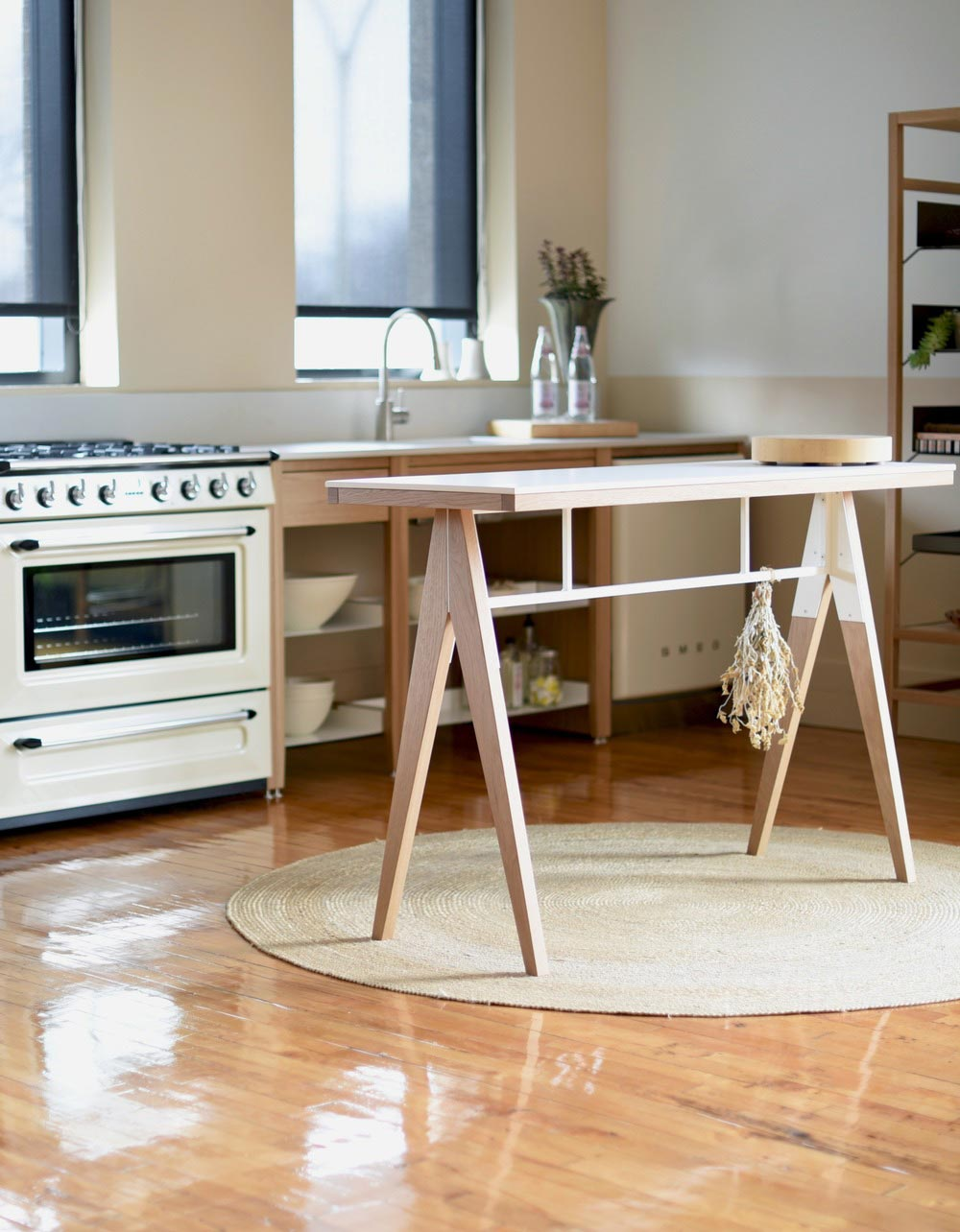 modular kitchen design island - Coquo Modular Kitchen