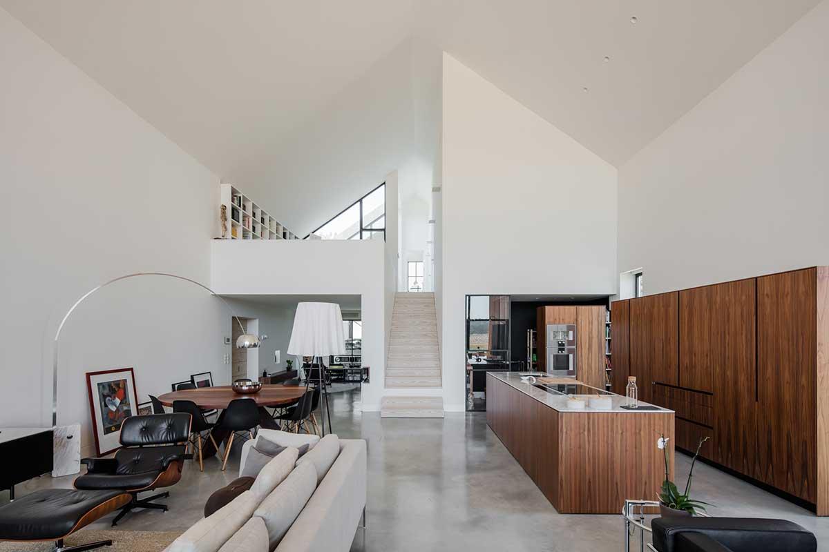 modular prefab house back - House in Ourem