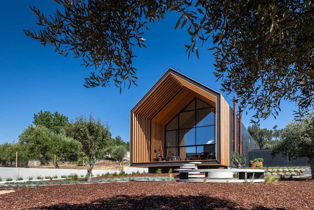 modular prefab house fsa - House in Ourem