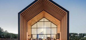 modular prefab house pergola 300x140 - House in Ourem
