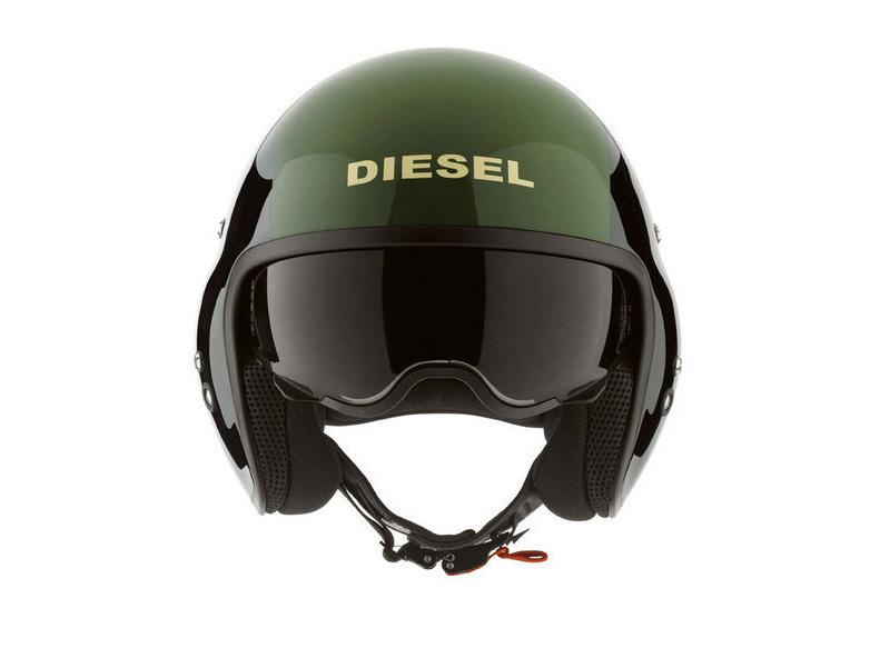 motorcycle helmet agv1 - AGV Hi-Jack Diesel Motorcycle Helmet: Essential Cool