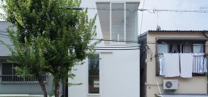 narrow house japan ki 300x140 - House In Tamatsu