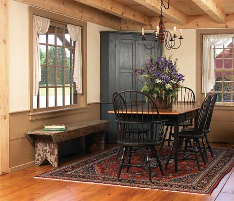 new-england-home-dining