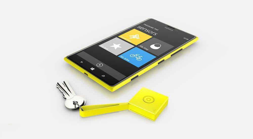 nokia treasure tags 4 1000x550 - Nokia Treasure Tags: Don't Lose Your Keys Again