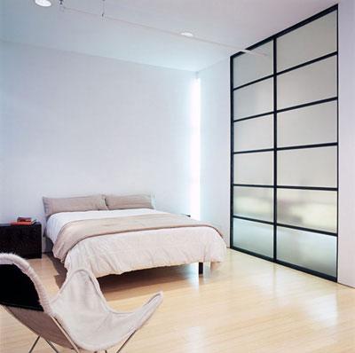 ny loft design flatiron 6 - Flatiron Loft: Mixed Materials