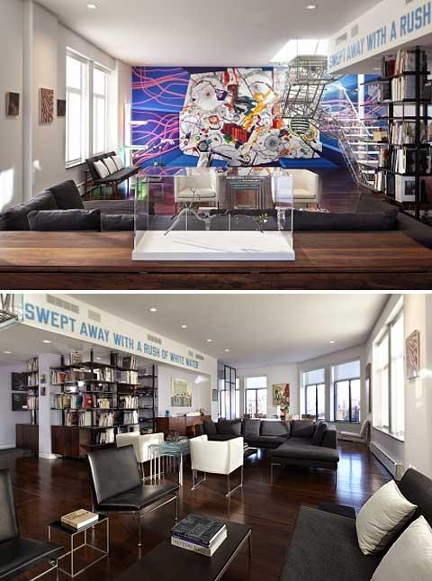 nyc-apartment-design-art