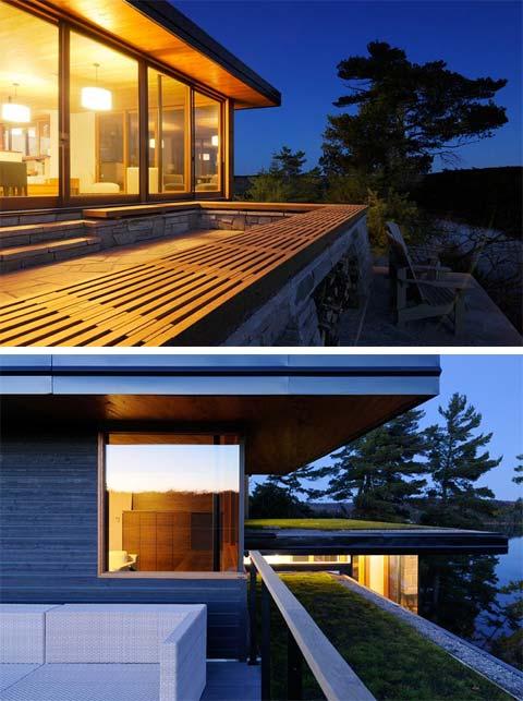 Cliff House Off The Grid Cutting Edge Coastal Homes