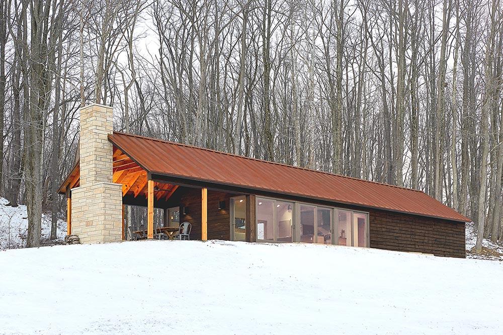 Off-grid Retreat - Modern Cabins