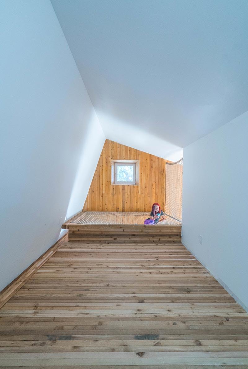offgrid passive house design loft am - MARTaK Passive House