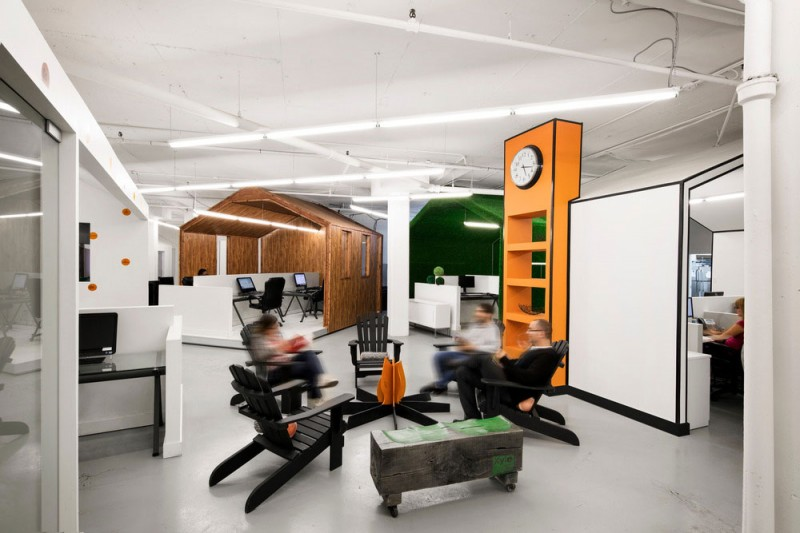 office design bicom 800x533 - BICOM Offices Design