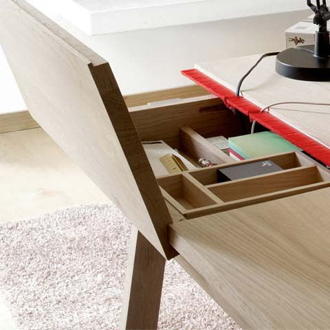 Landa Desktop: Unclutter Your Creative Space. office-desk-landa-desktop