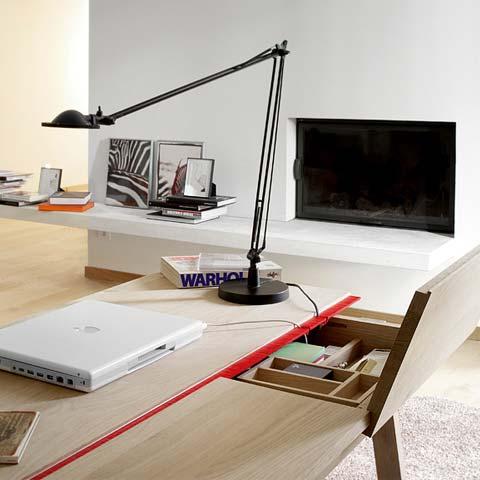 Landa Desktop Unclutter Your Creative Space  Furniture Storage