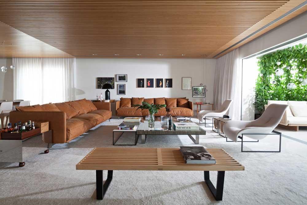 open space apartment living ca - AQH Apartment