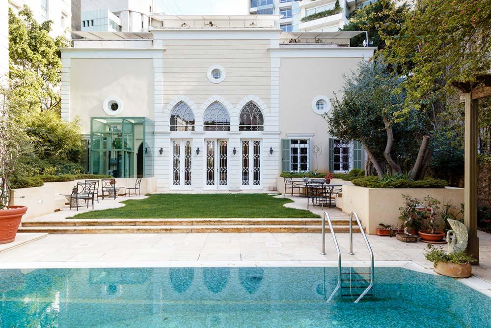 oriental villa renovation - Villa Assouad